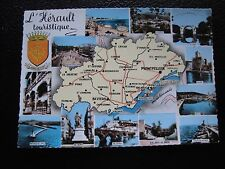 FRANCE - carte postale 1966 l herault touristique (cy95) french
