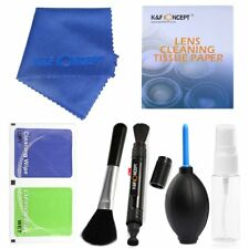 K&F Concept 7 in 1 Camera Lens Cleaning Kit Pen Cleaner Set for Canon Nikon Sony