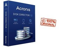 Acronis Disk Director 12.5 LifeTime Fast Dilevery