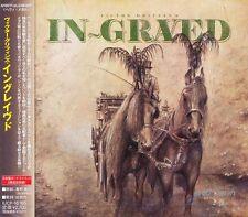 VICTOR GRIFFIN'S IN-GRAVED - S/T +2 / Japan OBI New CD 2013 / Hard Rock / U.S.