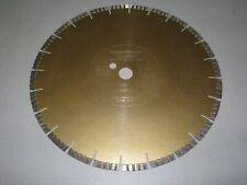 Diamanttrennscheibe ø 350 mm LEISEKERN Sandwich TURBO Beton Diamant Trennscheibe