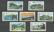 Albania Albanien Albanie 1975 Airmail MiNr 1819 - 1825  MNH**