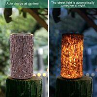 Outdoor Landscape Lamp Outdoor Waterproof Garden Solar LED Light Stump Light