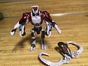 Transformers Beast Wars Transmetals RAMULUS Deluxe Class (1998) Figure