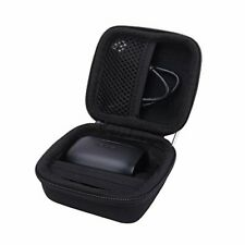 Aenllosi case black storage Jabra Elite Active 65t wireless earphone