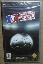 WORLD TOUR SOCCER CHALLENGE EDITION SONY PSP BRAND NEW FACTORY SEALED! Football