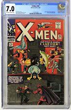 S019. X-MEN #20 by Marvel Comics CGC 7.0 FN/VF (1966) 3rd App. of the BLOB