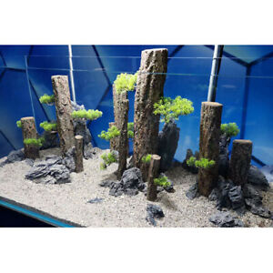Fish Tank Driftwood Forest Tree Branch Aquarium Landscape Plant Art Decorations