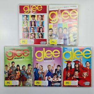 GLEE Complete Season 1,2,3 DVD - Region 4 PAL - FREE TRACKED POST