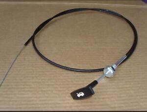 Land Rover Defender Bonnet Realease Cable ALR9556