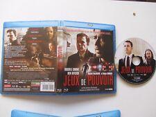 Jeux de pouvoir de Kevin Macdonald avec Russell Crowe, Blu-Ray, Thriller