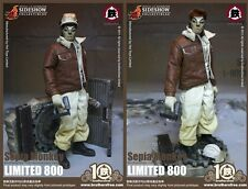 1:6 HOTTOYS BROTHERSFREE 2011 10TH ANNIVERSARY BROTHERSWORKER MONKEY SEPIA VER.
