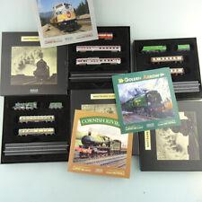 3x Atlas Minitrains Spur Z 1/1220 diverse Zug Sets in OVP #093