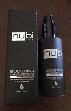 NUBI HAIR BOOSTING HAIR SERUM WITH MARULA OIL 2 OZ 60 ML