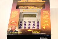 Jackie's Talking Comedy Calculator Martling Fun Jokes Excalibur Electronics JK01