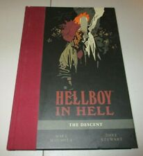Hellboy In Hell, The Descent (Rare 2014 SDCC Limited Edition Hardcover HC)