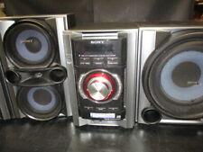 Sony HCD-EC98P Mini Hi-Fi Component System w/ 2 Speakers + Subwoofer TESTED (JR)