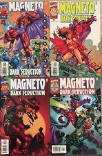 Magneto:  Dark Seduction #1-4 (Marvel mini-series, 2000)