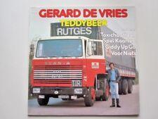 GERARD DE VRIES - TEDDY BEER  - LP