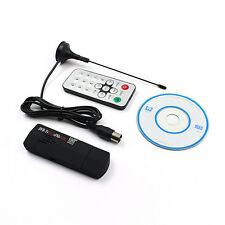 Set Digital TV Tuner USB 2.0 Dongle Stick TV Receiver R820T2RTL2832U SDR IY
