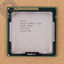 Intel Xeon E3-1265L - 2.4 GHz Quad-Core 3500MHz SR0G0 LGA 1155 CPU