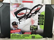Air Hogs Helix Sentinel Drone Live HD Streaming Cockpit View