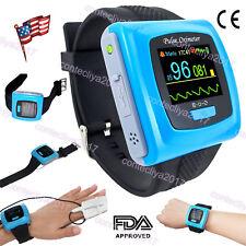 CONTEC 24h Recording Wrist Pulse Oximeter Spo2 heart rate Monitor Software FDA