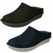 Mens Cloudsteppers by Clarks Mule Slippers 'Step Flow Clog'