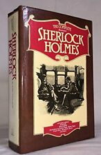 Sherlock Holmes: Complete Illustrated Stories by Doyle, Sir Arthur Cona Hardback