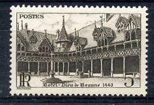 STAMP / TIMBRE FRANCE NEUF N° 499 ** HOTEL DIEU DE  BEAUNE