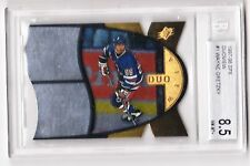 Wayne Gretzky, 1997 UD SPx Duo View #DV1 - PSA Graded NM-MT+ 8.5