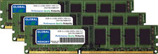 6 Go ( x 3 2 Go) DDR3 1066MHZ PC3-8500 240 BROCHES MÉMOIRE DIMM RAM Kit pour