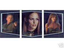 ALIAS Season 2 Box Loader 3 card set BL1, BL2, BL3