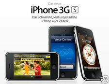 3Gs iPhone mit 16GB von Apple + Garantie vom Fachhändler / top preis