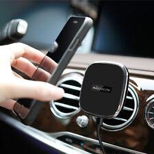 Qi Ladegerät KFZ induktive Wireless Ladestation charger Samsung S8 iPhone X Xs