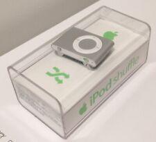 Apple Ipod Shuffle 2nd Gen MA565LL/A A1204 1GB MP3 Player Silver Original Box