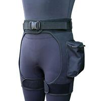 Muta da sub da uomo 3mm Shorts Shorts da uomo con pesi per kayak da surf