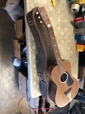1960s Made in USA Parlor Acoustic Guitar w/ case VGC