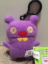 Uglydoll Trunko Keychain Plush 2002 New With Tags First Generation