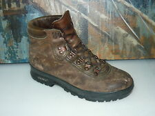 Danner Brown Leather & Gore Tex Fabric Eddie Bauer Hiking Boots Women Sz 8.5M