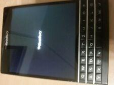 BlackBerry Passport Model: RGY181LW 32GB Black (Unlocked) Smartphone USED