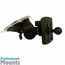 Professional Window Mount Holder for TomTom VIA 100/110/120/125/130/135 Mounting
