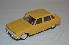 Norev 3 Renault 16 mustard in perfect mint condition superb