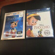 Pinocchio Lenticular Blu-ray | Walt Disney Signature Ed. | Best Buy exclusive