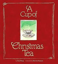 NEW - A Cup of Christmas Tea by Tom Hegg