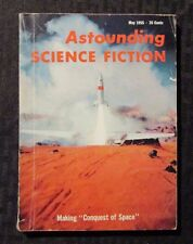 1955 May ASTOUNDING Science Fiction Digest Magazine VG/FN 5.0 Isaac Asimov
