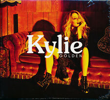 Kylie Minogue Golden CD NEW 2018 release Digipak case One Last Kiss