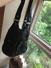 Marc Jacobs Leather Black Bag  Great Condition