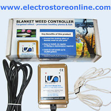 ELECTRONIC BLANKET WEED CONTROLLER / BLANKETWEED – ECO
