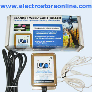 ELECTRONIC BLANKET WEED CONTROLLER / BLANKETWEED – ECO (MADE IN UK)